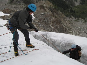 Intro to Crevasse Rescue